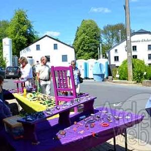 Achouffe, village des artistes