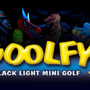Goolfy mini golf indoor