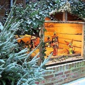ferme de Noel