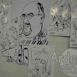 Caricature Roger- 2786