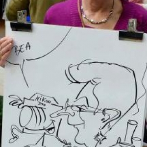 Caricatures Bruxelles-Capitale - 817