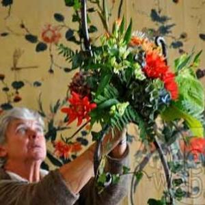 Belgian flower arrangement society -photo 55