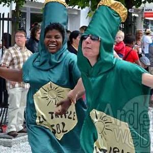 Houffalize carnaval du soleil 2012-photo 8614