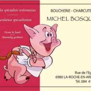 Boucherie Bosquée La Roche en Ardenne
