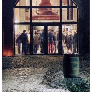 The Owl Distillery.