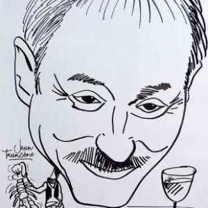 caricature de PEPE par Jean-Marie Lesage