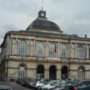 St Omer : le Palais des Beaux-Arts