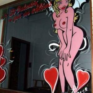 Femme sexy pour la St-Valentin-5717