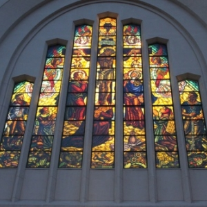 Plan-lumiere Eglise Saint-Vincent de LIEGE