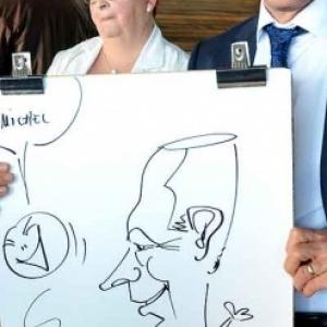 Caricature minute-4581