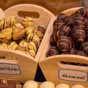 Oeufs de Paques en chocolat - 7429