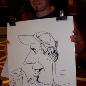 Caricaturiste BNP Paribas Fortis