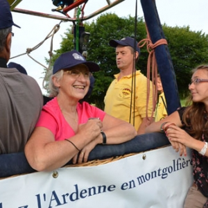Vol en Montgolfiere en Belgique - 7852