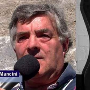 Gianfranco Mancini (Belgique)-video 1- Rencontres Internationales de Sculpture de Sprimont 2016