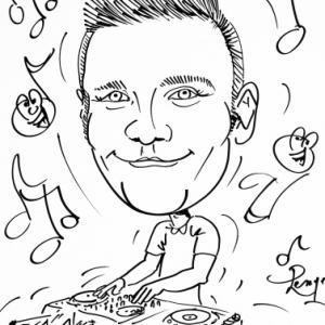 caricature DG