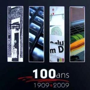 100 ans de l'imprimerie GEROME de Grace Hollogne