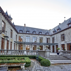 """Le Château de Bioul . Parcours découverte """"Made in Bioul"""""""