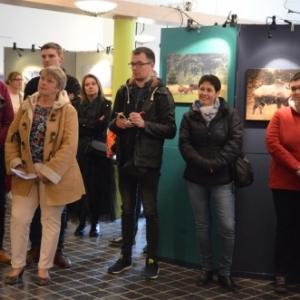 Inauguration: exposition Grandeur Nature Durbuy