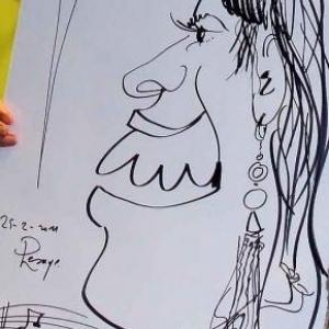 ING - caricature 8178