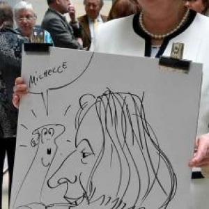 Caricatures Bruxelles-Capitale - 824