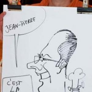 Caricature pour Electrabel-3357
