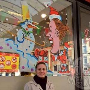 vitrine de Noel - photo 4721