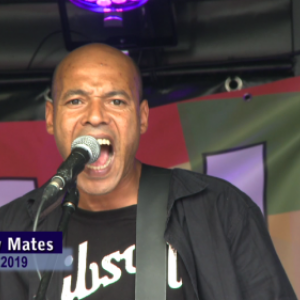 Houffalive Music Festival 2019. Naughty Mates. video 8