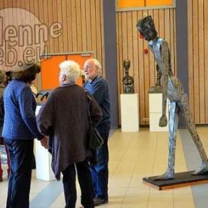 """""""Homme en Marche"""" par Jean-Marie Collet-3642"""