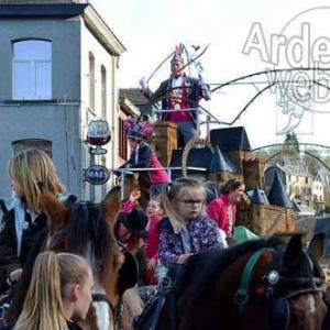 video 6-Carnaval de La Roche-en-Ardenne 2017- photo 2755