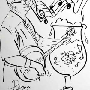 Choufferie caricature 6588