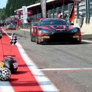 les souris de Christian Dalimier a Spa-Francorchamps
