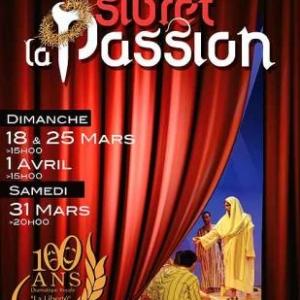 La Passion du Christ  Sibret