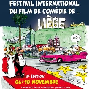 Festival International du Film de Comédie de Liège. Nuit