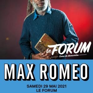 Max Roméo (Reggae)