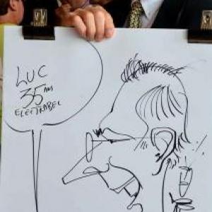Caricature pour Electrabel-3334