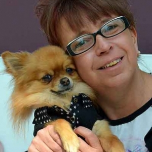 TF1 et les chiens de Sabine Mathieu