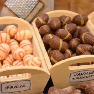 Oeufs de Paques en chocolat - 7435