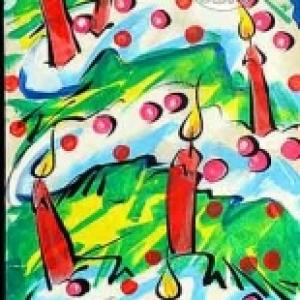 Peinture de NOEL-11