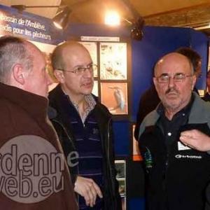 Daniel Lejeune, J-M Schinckus, Robert Fafchamps (meme soc. peche que les autres et secretaire CRA)