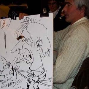 caricature Comarden - 7843