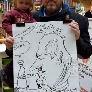 Auchan caricature pour le carnaval du Luxembourg-6888