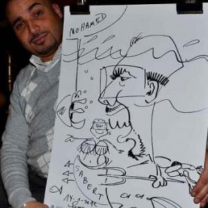 Caricature Sabert -photo 6007