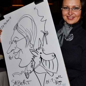 Caricature Sabert -photo 6014