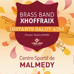 Instants Salut-airs, le concert annuel du Brass band de Xhoffraix