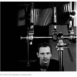 Hubert Grooteclaes auto-portrait