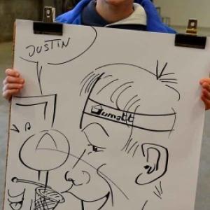 caricature JUMATT-6965