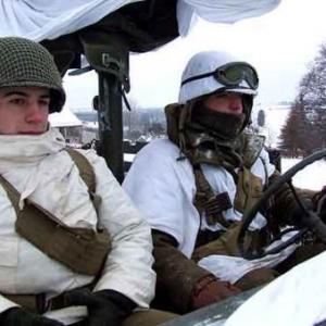 Bihain Marche de la 83eme Division d Infanterie- photo 5657