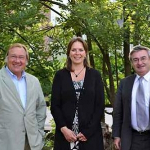 Sabine Vandermeulen Directrice de la Federation Touristique du Luxembourg Belge