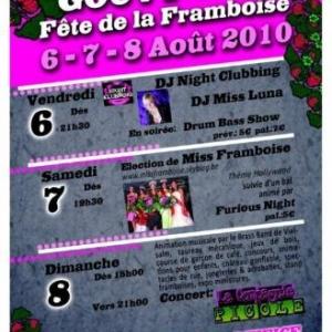 Miss Framboise 2010