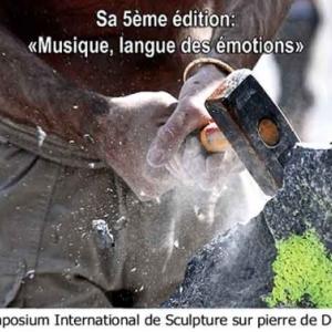 Symposium International de Sculpture Monumentale sur pierre